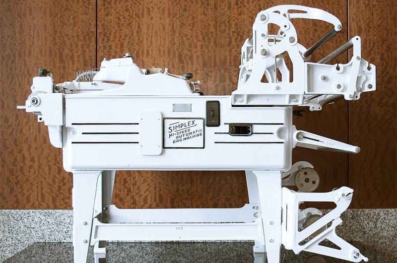 Simplex Original Bag Machine