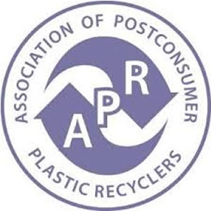 The Association of Postconsumer Trash Recyclers logo.