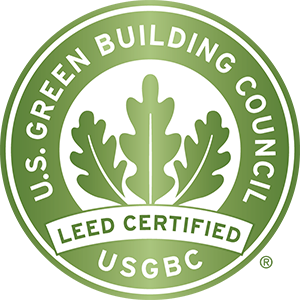 The United States Green Building Council logo.