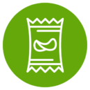flexible packaging icon