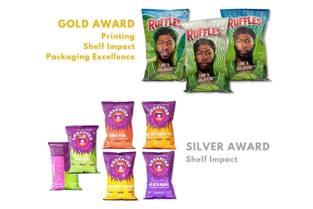 Printpack Wins Four Flexible Packaging Awards