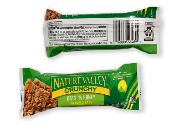 Nature Valley F&B