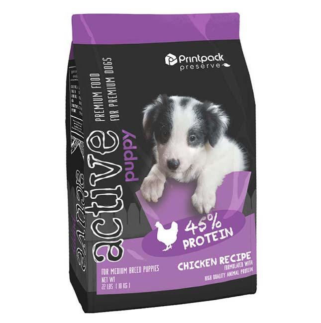 Bulk Pet Food Bag