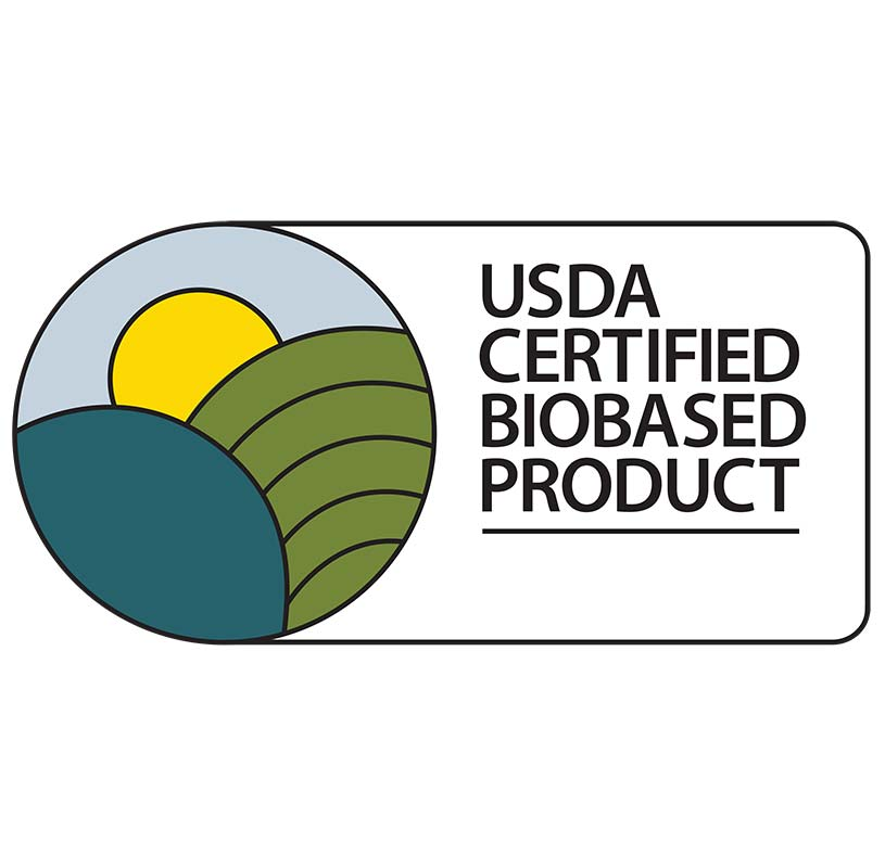 USDA Certified Biobased Product logo