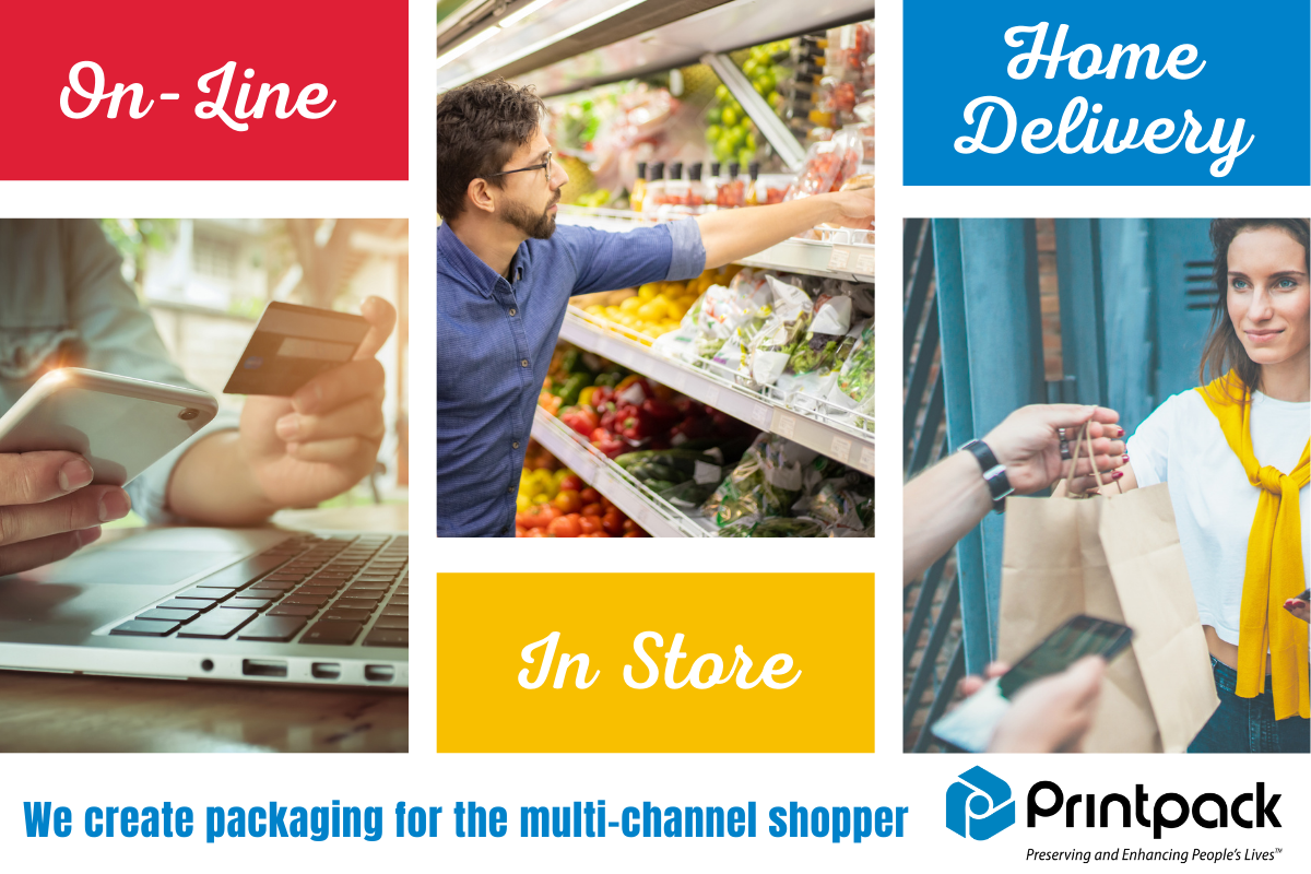 How COVID-19 has Changed Grocery Shopping: The New (Multi-Channel) Normal